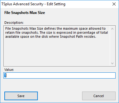 Advanced Ransomware Settings 4