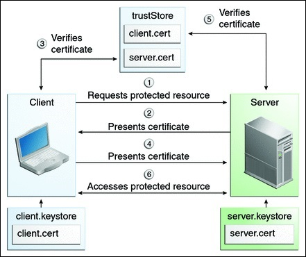 Activating Mutual SSL Authentication